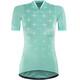 Craft Belle Glow Fietsshirt korte mouwen Dames turquoise